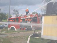 Einsatz der Feuerwehr Eschlkam