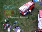 Drohne-Verletztensammelstel