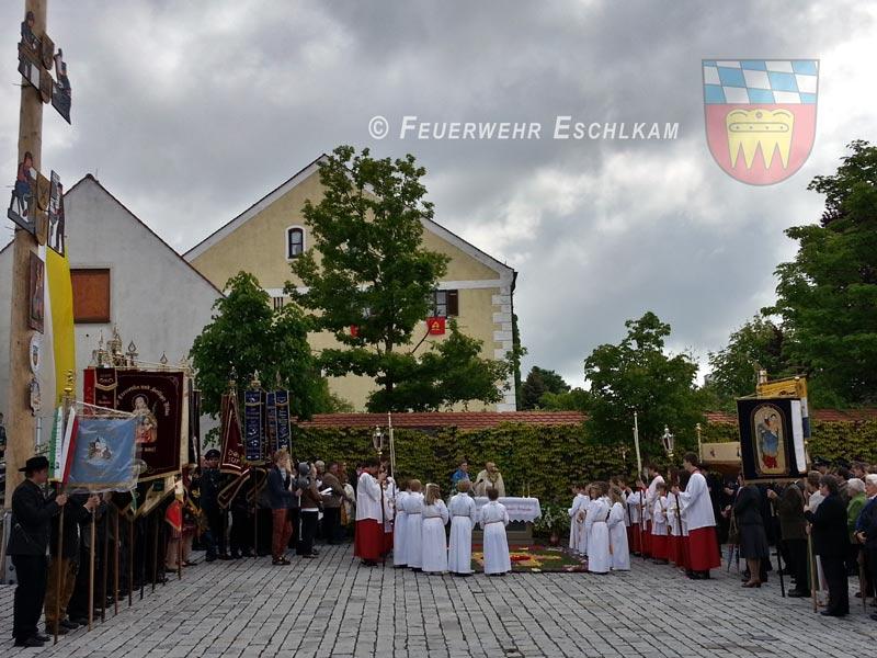 Fronleichnam-Eschlkam
