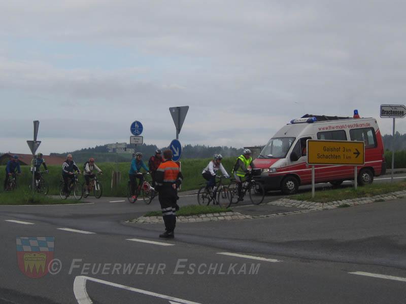 Verkehrsabsicherung-Radwallwahrt