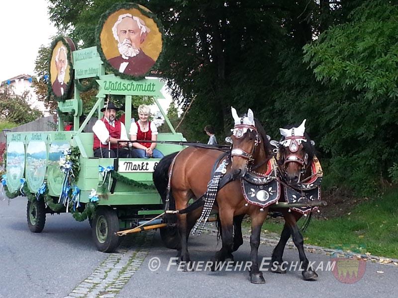 Waldschmidt-Festwagen