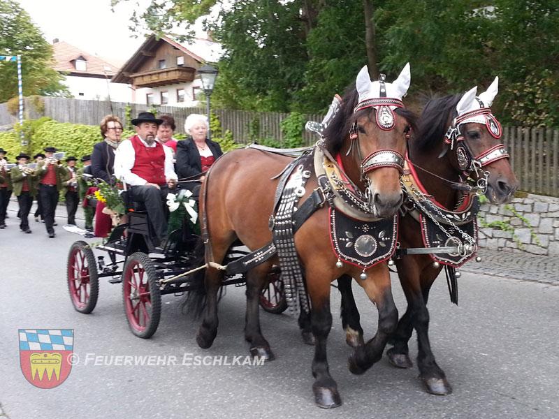 Eschlkamer-Oktoberfestzug