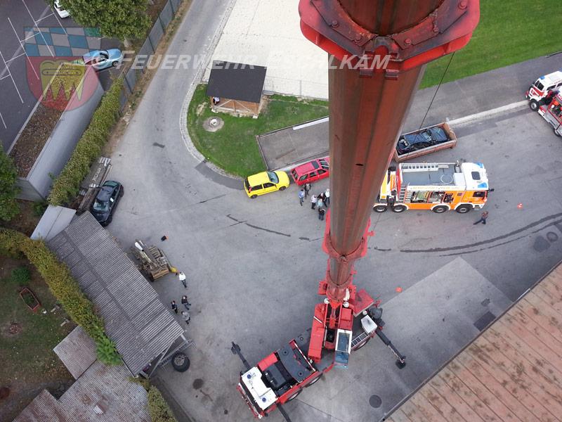 Feuerwehrkran-Linz