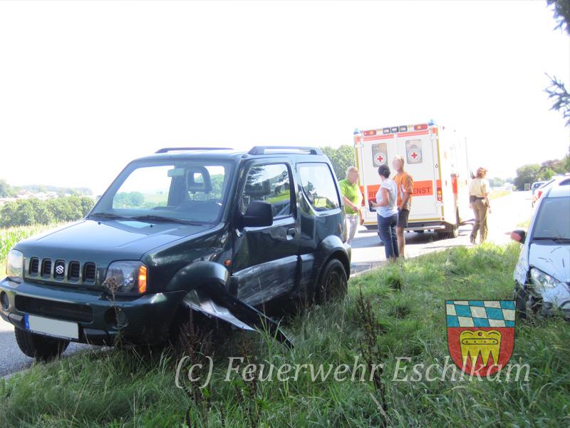 Unfallfahrzeuge
