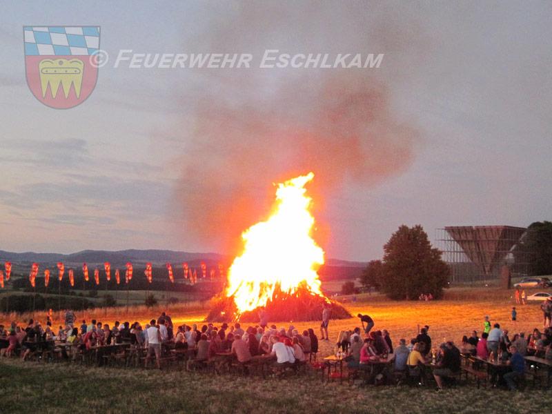 Johannifeuer-Eschlkam