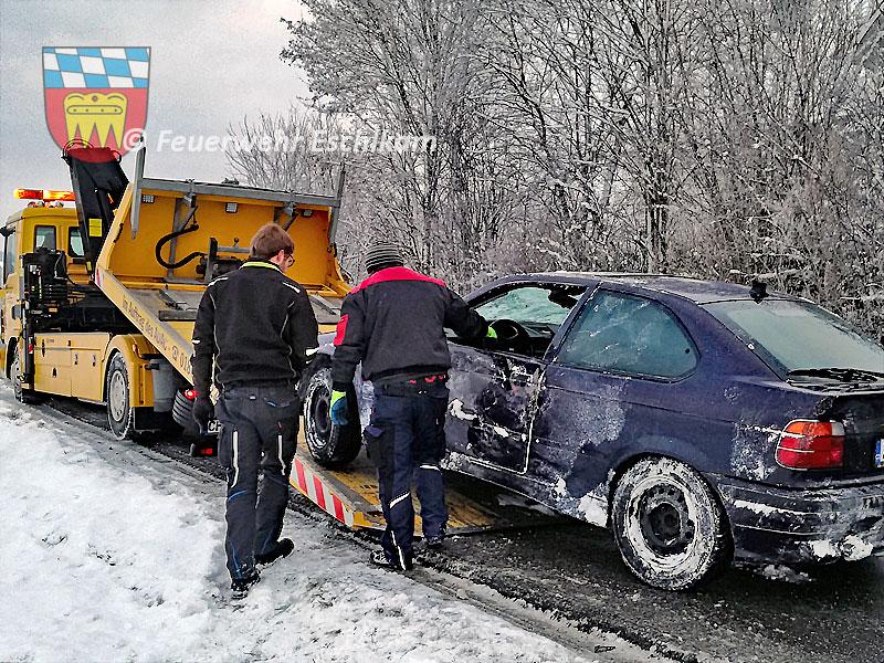 BMW-geborgen