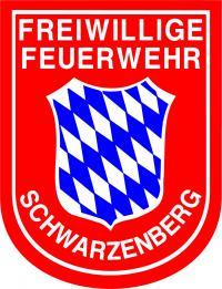 Das Ärmelabzeichen der Feuerwehr Schwarzenberg
