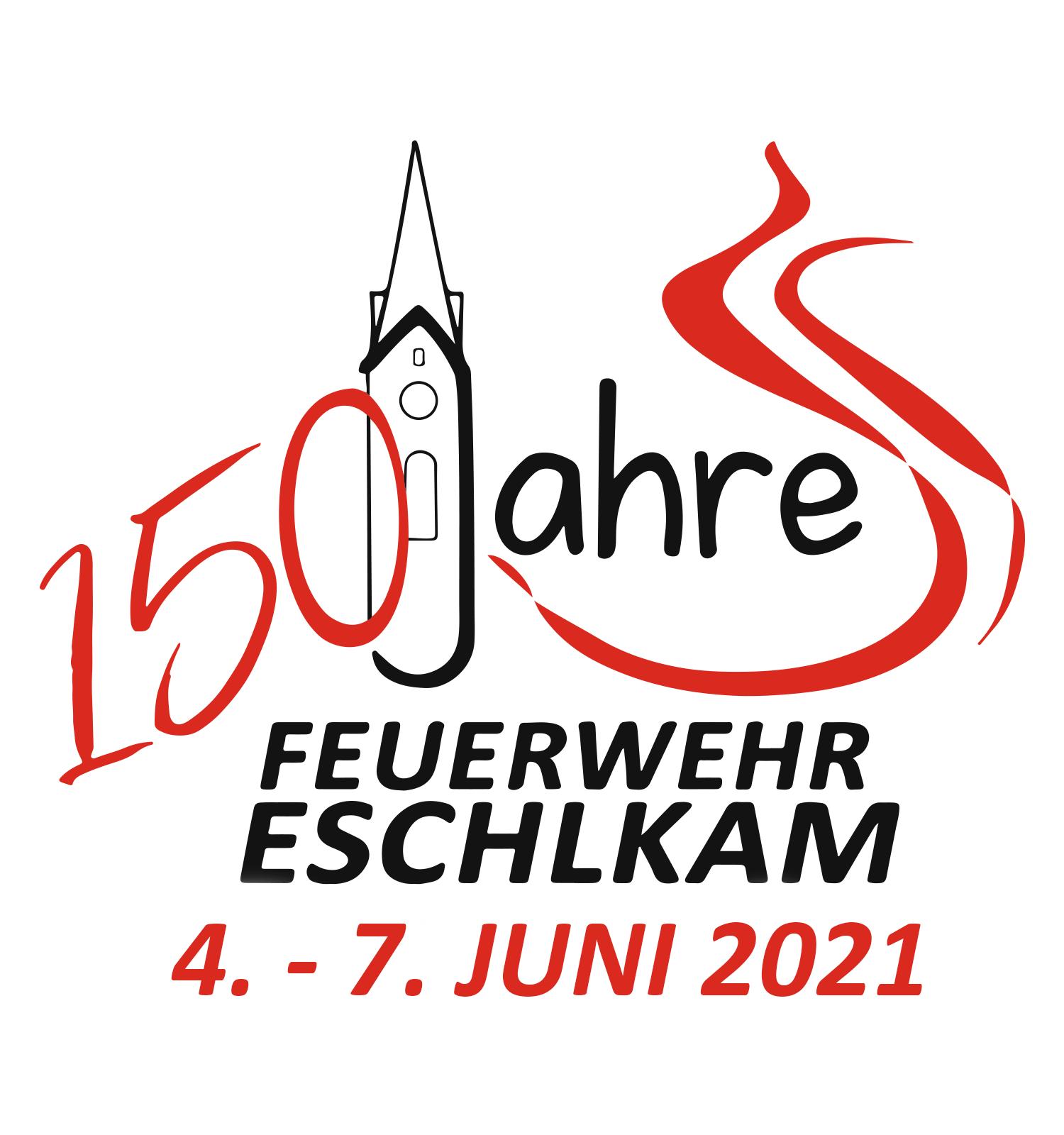 Wir feiern 150 jahre Feuerwehr Eschlkam