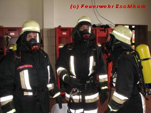 Vorbereitung auf das heiße Training
