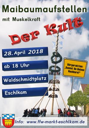 Herzliche Einladung zum KULT in Eschlkam!