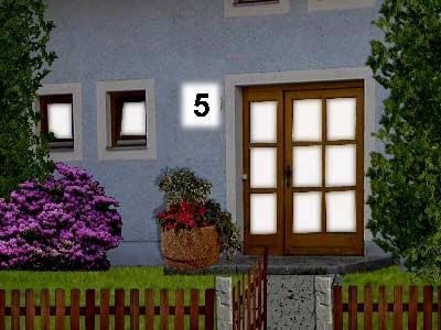 In der Nacht haben sich beleuchtete Hausnummern und das Einschalten der Innen- und Außenbeleuchtung als sinnvoll erwiesen.