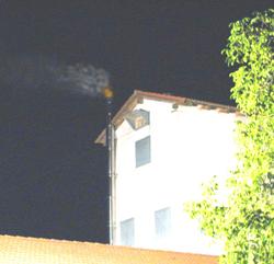 Kaminbrand
