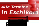 Veranstaltungskalender des Marktes Eschlkam